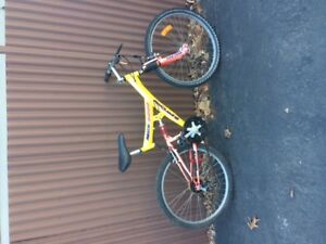 Adult Bike, Supercycle MBX-5000, 26 inch wheels
