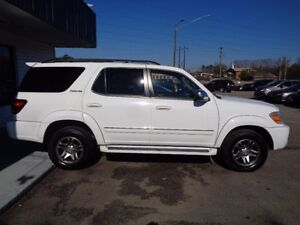 2007 Toyota Sequoia Limited Edition SUV