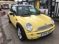 2002 MINI Hatch 1.6 Cooper 3dr, SMOOTH DRIVE, FIRST TO SEE WILL BUY
