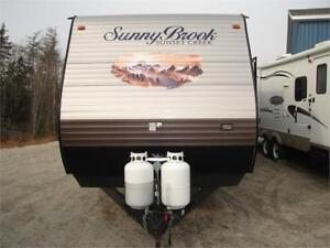 2014 Sunset Creek 330BHTS