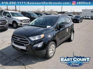 2018 Ford EcoSport SE-$65/wk-glassroof-alloys-rearview camera