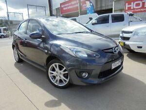 2008 Mazda 2 DE10Y1 Genki Grey 4 Speed Automatic Hatchback Granville Parramatta Area Preview