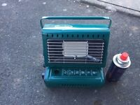 Gas heater portable, as new