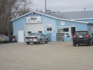 Service Repair Shop in Neepawa
