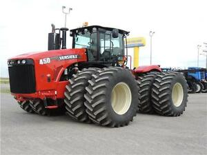 2014 Versatile 450, 500 Peak HP, PTO, Powershift, 800 duals,608h