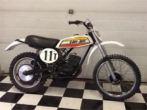 1974 Can AM MX125
