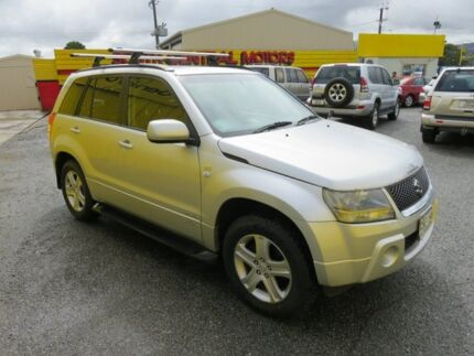 2007 Suzuki Grand Vitara Prestige Silver 5 Speed Automatic Wagon