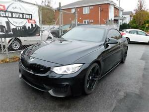 BMW M4 CONVERTIBLE 2015 (AUTOMATIQUE BLUETOOTH NAVIGATION)