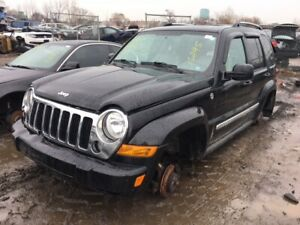 2007 Jeep Liberty just in for parts at Pic N Save!