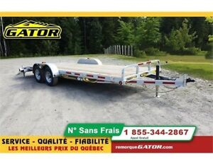 2019 Maxi-Roule PLATEFORME VOITURE 82X20 (18+2) 10 000 LBS