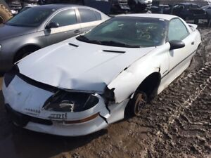 1994 Chev Camaro just in for parts at Pic N Save!