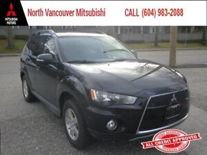 2013 Mitsubishi Outlander LS *7 SEATS *BACK UP CAM *BLUETOOTH