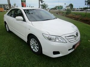 2011 Toyota Camry ACV40R MY10 Altise White 5 Speed Automatic Sedan Hidden Valley Darwin City Preview