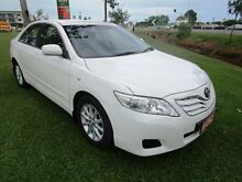 2011 Toyota Camry ACV40R MY10 Altise White 5 Speed Automatic Sedan Berrimah Darwin City Preview