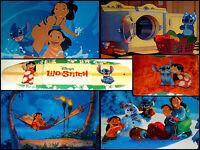 Disney store lithograghs sets *Brand New*