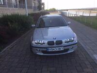 BMW 323i 2.5 petrol 12 months Mot £999