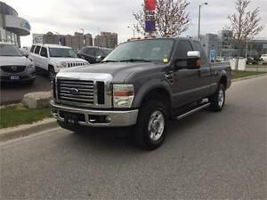 2010 F-250 XLT,4X4. 6-Seats,DIESEL,6.4 Eng. Very Clean, WARRANTY