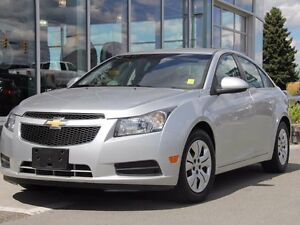 2014 Chevrolet Cruze Certified | Connectivity Package | Technolo