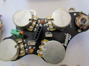 GIBSON SG PCB BOARD and SWITCH..**^BRAND NEW*** West Island Greater Montréal image 3