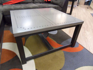 3pc Coffee & End Table Set