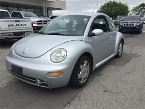2002 Volkswagen New Beetle GLX**Leather, Heated Seats, Sunroof**