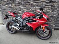Brand new 2015 Daytona 675 with $500 Triumph accessory credit