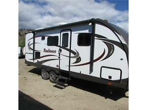 SUMMER WILL BE GREAT IN YOUR NEW  2015 RADIANCE 22 RBDS