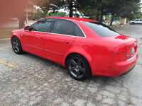 2006 Audi A4 2.0T Quattro, 6-Speed Manual, Car Proof Available