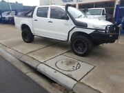 2012 Toyota Hilux KUN26R MY12 SR (4x4) 5 Speed Manual Dual Cab Pick-up Dandenong Greater Dandenong Preview