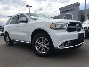 2015 Dodge Durango Limited 3.6L V6 8speed automatic SUV LOW KM