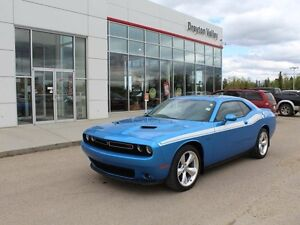 2015 Dodge Challenger R/T, Nav, leather, roof
