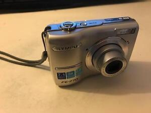 Olympus Digital Camera FE-270 Algester Brisbane South West Preview