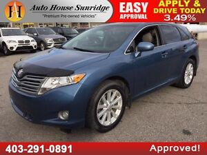 2011 Toyota Venza LEATHER, BACK-UP CAMERA, MOON ROOF 4032910891