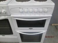 *+*BELLING 50CMS ELECTRIC COOKER+/GOOD CONDITION/VERY CLEAN/WARRANTY+WORKS GREAT+FREE LOCAL DELIVERY