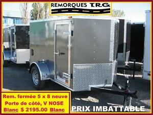 IMBATTABLE - IMBATTABLE - IMBATTABLE CHEZ REMORQUES TRG