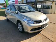 2008 Nissan Tiida C11 ST Gold Automatic Hatchback Port Macquarie Port Macquarie City Preview