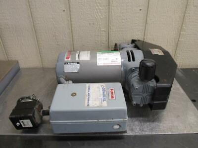 General Ol800150bc-hd Oilless Sprinkler System Air Compressor Automatic 50 Psi