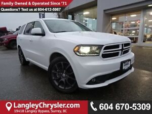 2017 Dodge Durango R/T *ACCIDENT FREE*LOCAL*ONE OWNER*