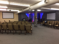MEETING HALL FOR SUBLEASING