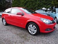 Vauxhall Astra 1.6 SXI Sports Hatch, 3 Dr, Lovely Low Mileage Example in Superb Condition Throughout