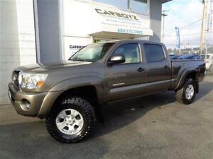 2009 Toyota Tacoma V6 SR5 4x4 Double Cab, NO Accidents, Local Tr