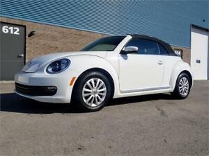 2016 Volkswagen Beetle Décapotable Trendline+