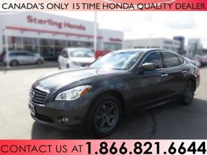 2011 Infiniti M37x BASE | AWD | SEDAN | TINT | SUNROOF