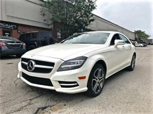 2014 Mercedes-Benz CLS-Class CLS 550 4MATIC, DISTRONIC PLUS, NAV