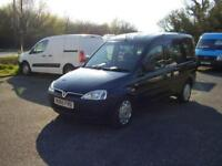 Vauxhall Combo - C Disabled Vehicle DIESEL AUTOMATIC 2010/60