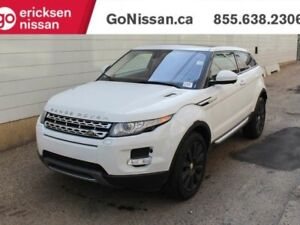 2015 Land Rover Range Rover Evoque Navigation, Keyless entry, Al