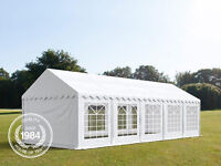 NEW Heavy Duty 03x10m PVC Wedding Party Event Marquee ECO - FOR ALL YEAR USE
