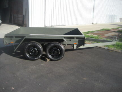 New 8X5 Tandems, Licenced From $1475..... Welshpool Canning Area Preview