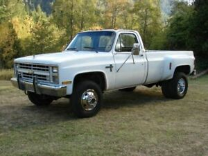 1981-1987 GMC/Chevy 1 ton Dually