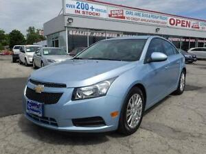 2012 Chevrolet Cruze Eco BLUETOOTH AUX USB CERTIFIED E-TESTED